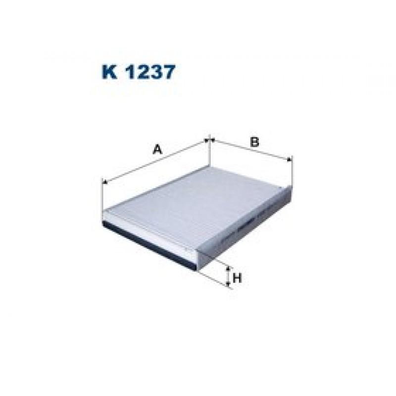 Kabinový filter Filtron K1237