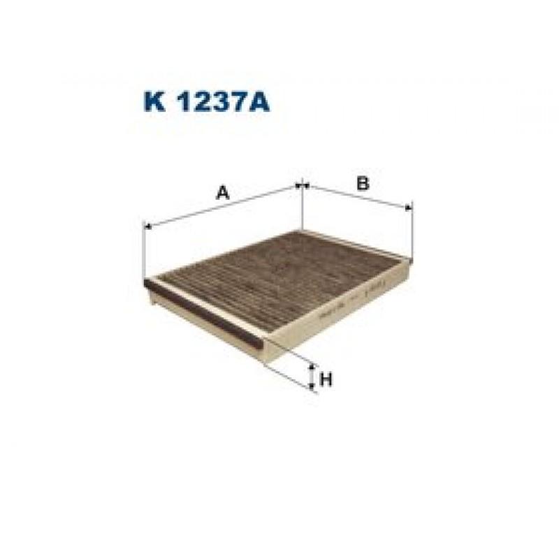 Kabinový filter Filtron K1237A