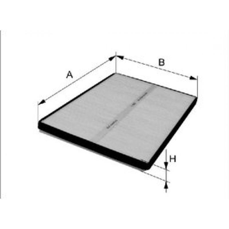 Kabinový filter Filtron K1239A