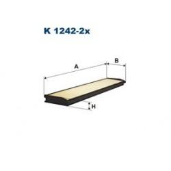 Kabinový filter Filtron K1242-2X