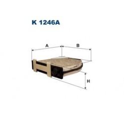 Kabinový filter Filtron K1246A