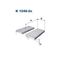 Kabinový filter Filtron K1248-2X
