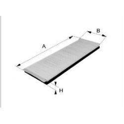 Kabinový filter Filtron K1262-2X