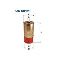 Olejový filter Filtron OC601/1