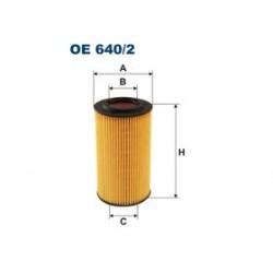 Olejový filter Filtron OE640/2