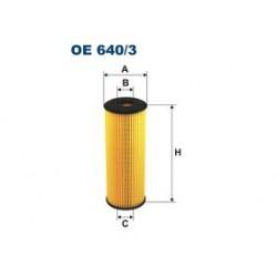 Olejový filter Filtron OE640/3
