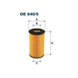 Olejový filter Filtron OE640/5