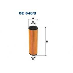 Olejový filter Filtron OE640/8