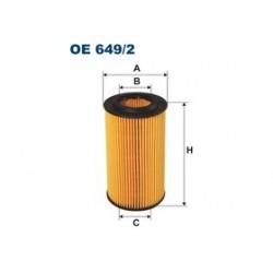 Olejový filter Filtron OE649/2