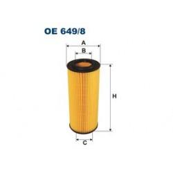 Olejový filter Filtron OE649/8