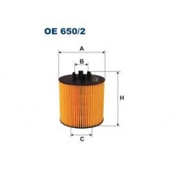 Olejový filter 03C 115 562