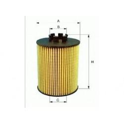Olejový filter Filtron OE650/3
