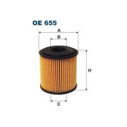 Olejový filter Filtron OE655