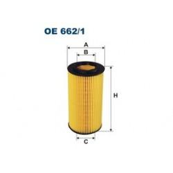 Olejový filter Filtron OE662/1