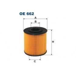 Olejový filter Filtron OE662