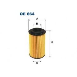 Olejový filter Filtron OE664