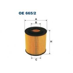 Olejový filter Filtron OE665/2