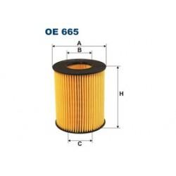 Olejový filter Filtron OE665