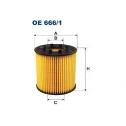 Olejový filter Filtron OE666/1