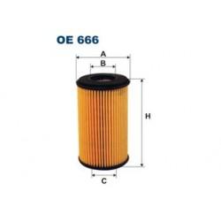 Olejový filter Filtron OE666