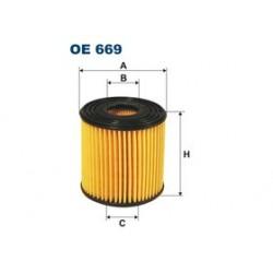 Olejový filter Filtron OE669