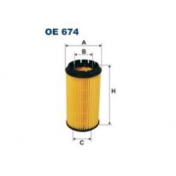 Olejový filter Filtron OE674