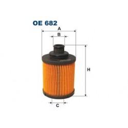 Olejový filter Filtron OE682