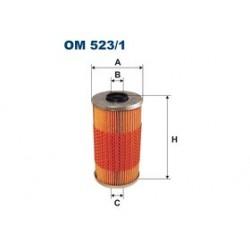 Olejový filter Filtron OM523/1