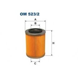 Olejový filter Filtron OM523/2