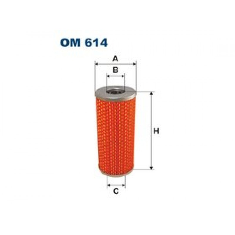 Olejový filter Filtron OM614