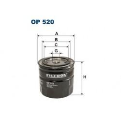 Olejový filter Filtron OP520