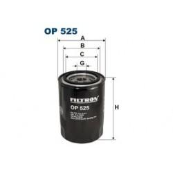 Olejový filter Filtron OP525
