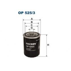 Olejový filter Filtron OP525/3