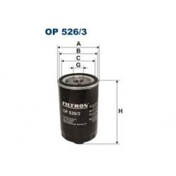 Olejový filter Filtron OP526/3