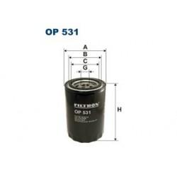 Olejový filter Filtron OP531