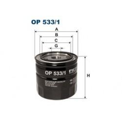 Olejový filter Filtron OP533/1