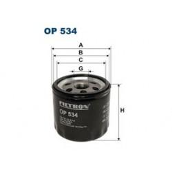 Olejový filter Filtron OP534