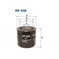 Olejový filter Filtron OP538