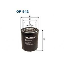 Olejový filter Filtron OP542