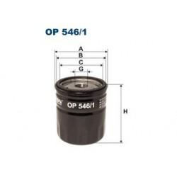Olejový filter Filtron OP546/1