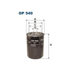 Olejový filter Filtron OP549