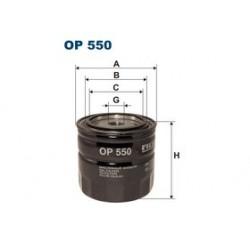 Olejový filter Filtron OP550