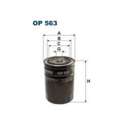 Olejový filter Filtron OP563