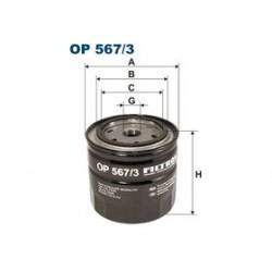 Olejový filter Filtron OP567/3