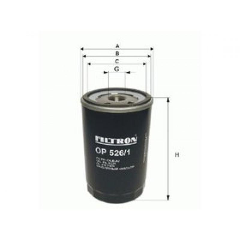 Olejový filter Filtron OP573/1