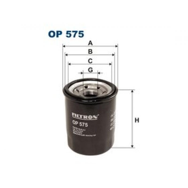Olejový filter Filtron OP575