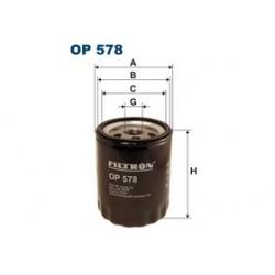 Olejový filter Filtron OP578