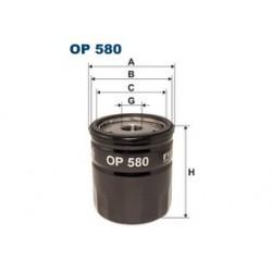 Olejový filter Filtron OP580