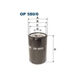 Olejový filter Filtron OP580/6