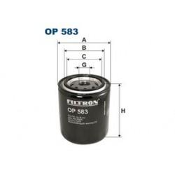 Olejový filter Filtron OP583